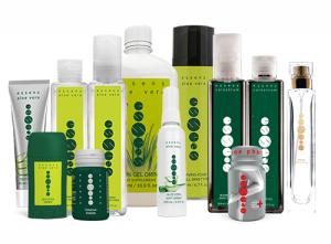 Vhodný balík produktů Essens plus parfém zdarma