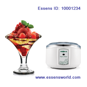 Essens Jogurt a Yogurtmaker